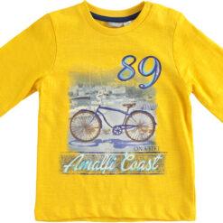 t-shirt_sarabanda_manica_lunga_cotone_giallo_amalfi_ragazzo_bambino